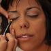 Abuser III - Woman putting on Make up