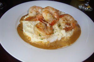 My Meal: Shrimp & Grits