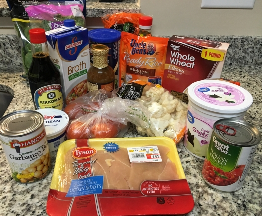 FitGirls Guide Groceries